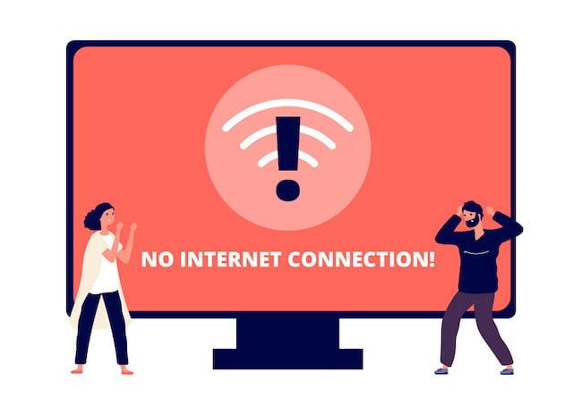 Excellent Online Services, But No Internet! 2021
